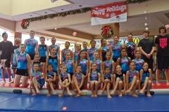 Kauai Gymnastics Teams